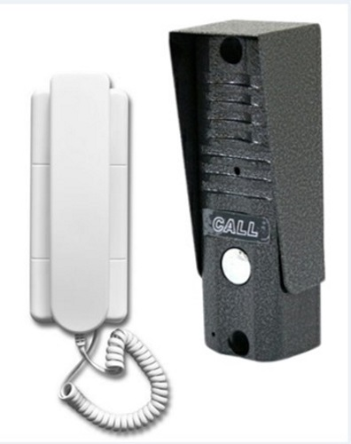 Kabalo Apartment Flat Garage Warehouse Intercom 2 Wire Security Door Phone Entry System